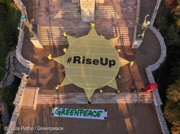 Ten years on, accountability in action: Greenpeace's story