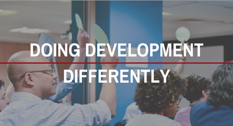 Listening to those we serve: the heartbeat of Doing Development Differently