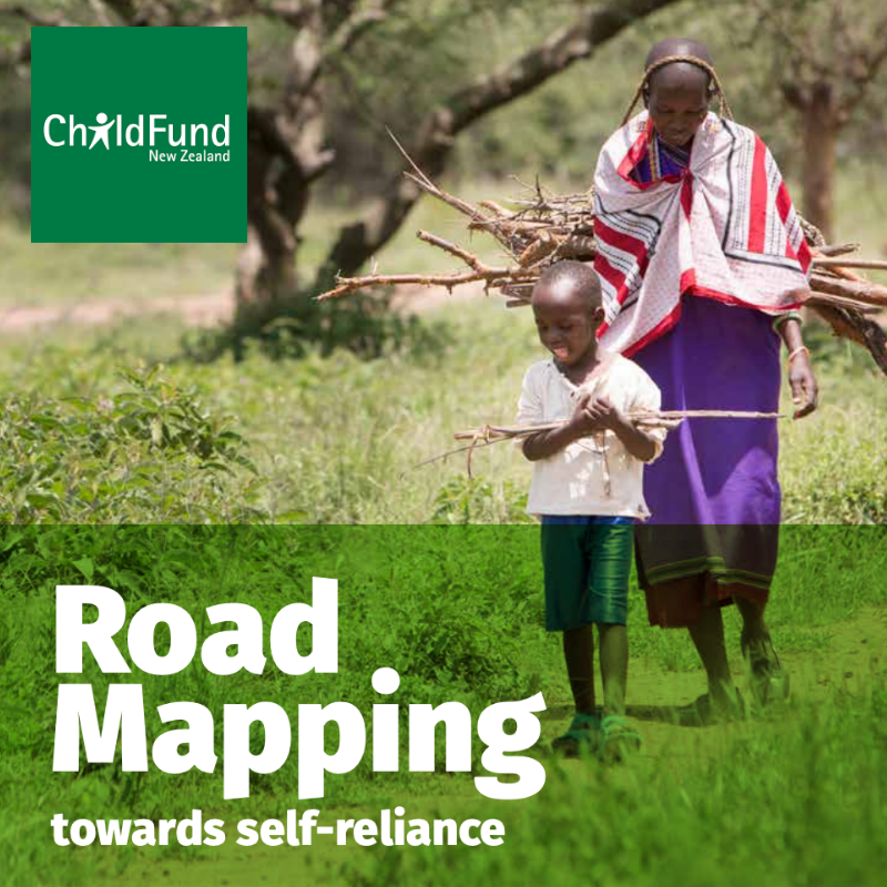 A new tool for community development planning: ChildFund New Zealand's Road Map approach