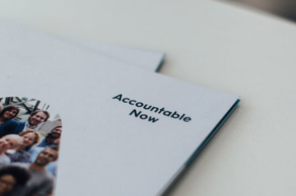 accountable now accountability reporting